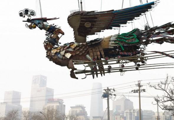 Xu Bing, xu bing installation, china modern art, china contemporary art