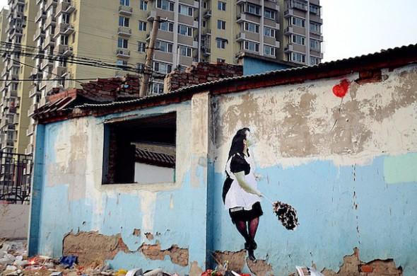 robbbb, robbbb art, street art, street art beijing