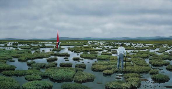 Ta Men, Lai Shengyu, Yang Xiaogang, chinese contemporary artist