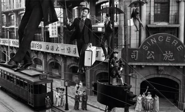 Yang Fudong, Yang Fudong shanghai, china contemporary art, china modern art, china photography