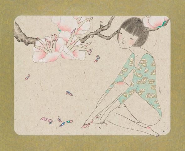 Joey Leung Ka-Yin, Joey Leung Ka-Yin illustration, china contemporary art, china modern art, hong kong illustration