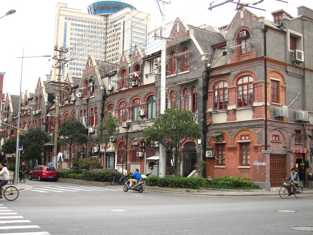 hongkou, hongkou district, hongkou shanghai, jewish district, хункоу, шанхай