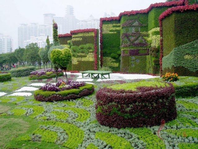 shanghai park, century park, шанхай, шанхай парк