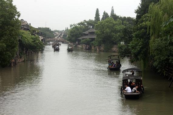 water town, wuzhen, водный город, учжэнь, 乌镇镇
