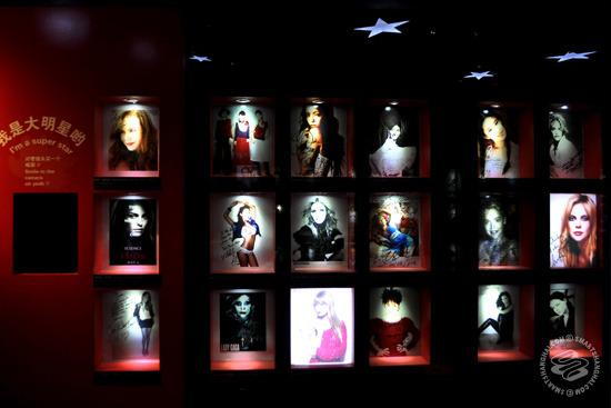 музей джеки чана, Jackie Chan museum, museum shanghai