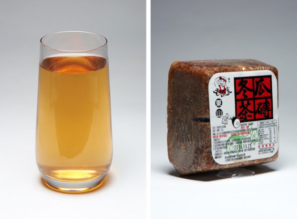 冬瓜茶, Dongguacha, chinese drink