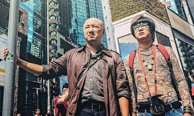 chinese movies, китайские фильмы, 港囧