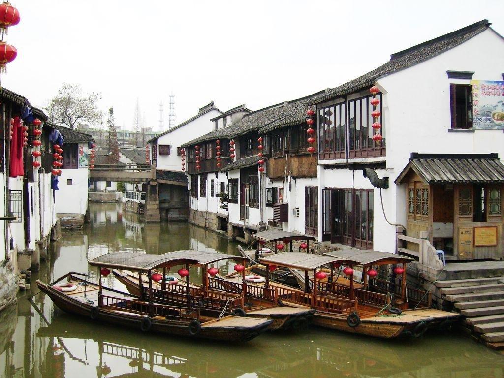 Zhujiajiao, чжуцзяцзяо